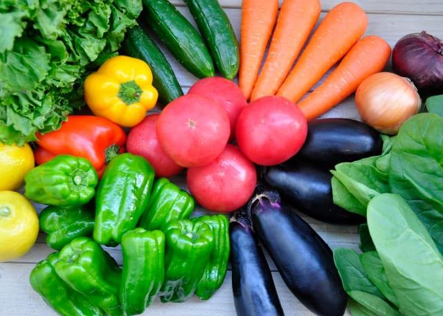 野菜の盛り合わせ
